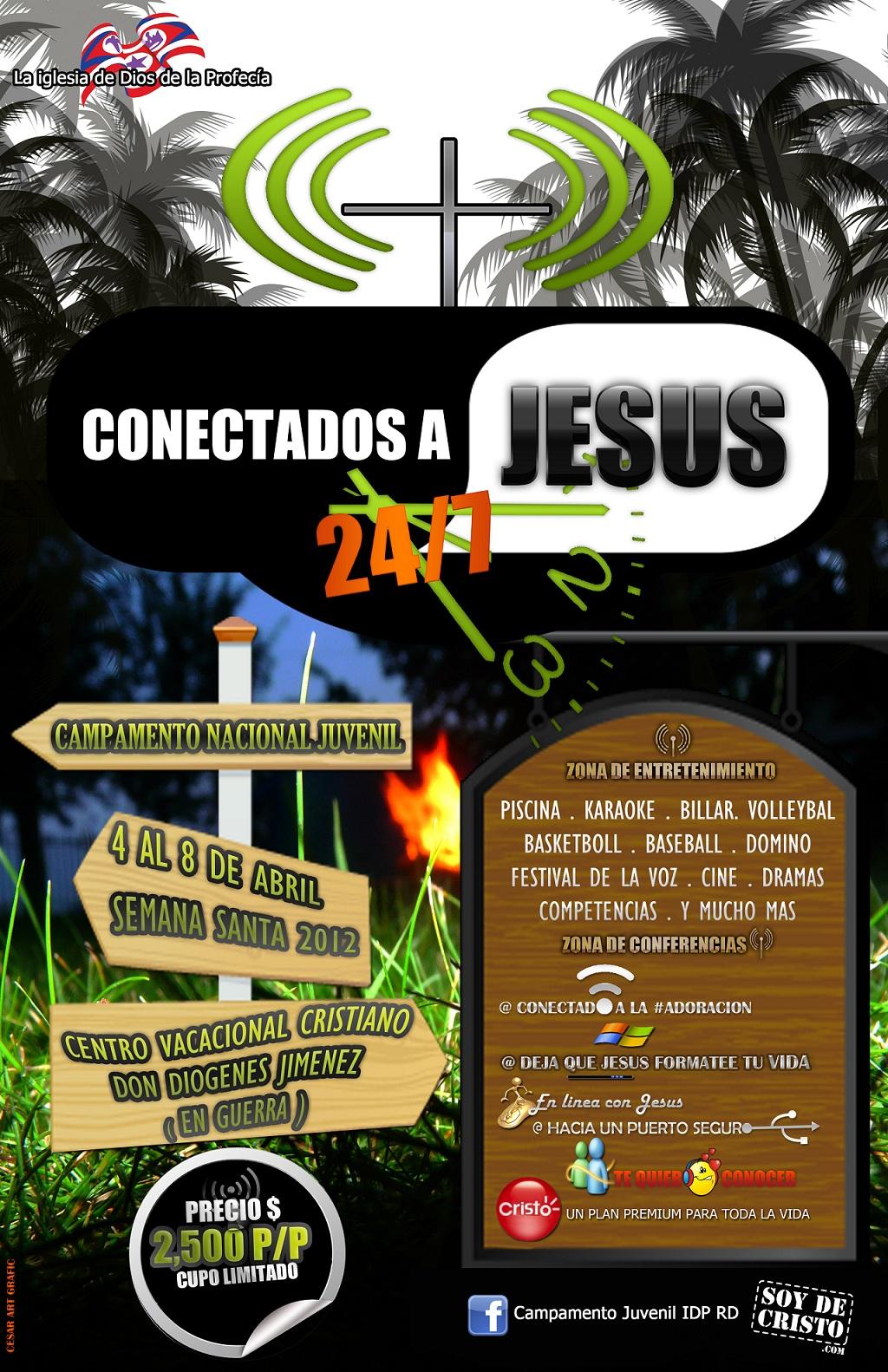 Campamento de Jóvenes - CONOCERTE 2017